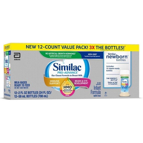 Similac Pro Advance HMO pha sẵn
