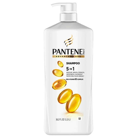 DẦU GỘI PANTENE PRO-V ADVANCED CARE 5IN1