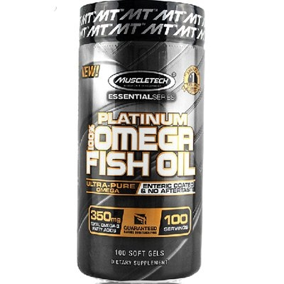 Platinum Omega Fish oil (100 viên)