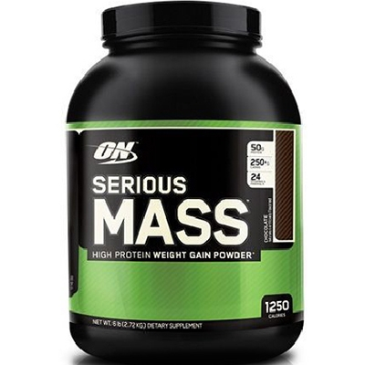 Serious Mass Gainer (2.7kg)