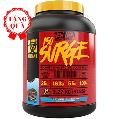 Iso Surge (2.3kg)