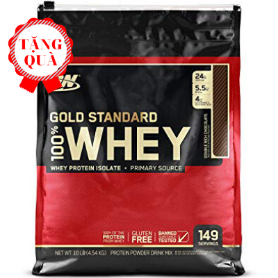 Whey Gold Standard (4.5kg)