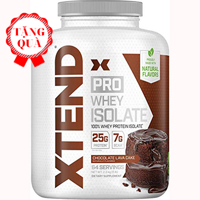 Xtend Whey Isolate Pro (2.3kg)