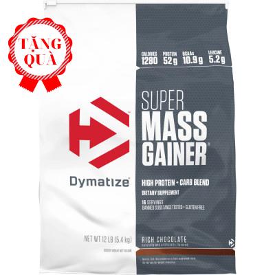 Super Mass Gainer (5.4kg)