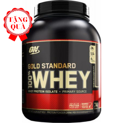 Whey Gold Standard (2.3kg)