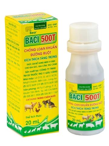BACI 500T (20ML/LỌ)-