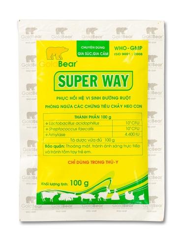 SUPER WAY (100G/GÓI)