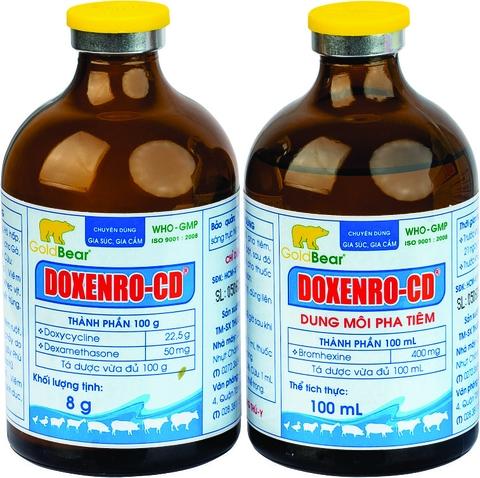 DOXENRO-CD 8G+100ML/CẶP