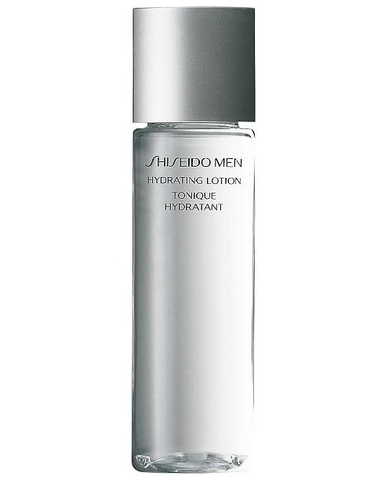 Toner shiseido men tester hydrating lotion