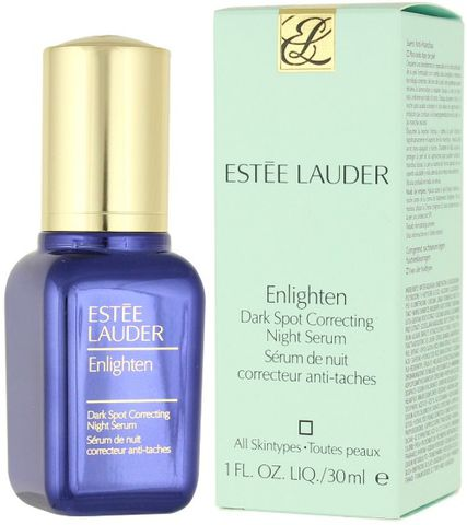 Serum estee lauder enlighten dask spot correcting night 30ml