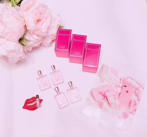 Nước hoa mini lancome miracle 5ml edp