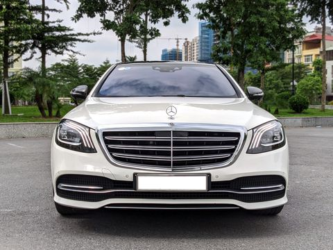 Mercedes S450 Luxury 2018