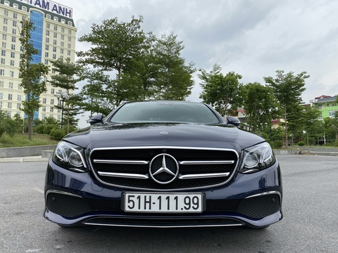 Mercedes E200 Sport 2019 Cavansite
