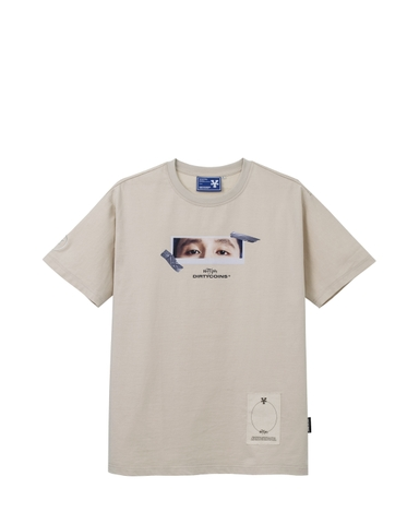 DirtyCoins x 16Typh The Eyes T-Shirt (Special edition)