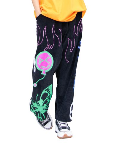 Funky Flame Pants