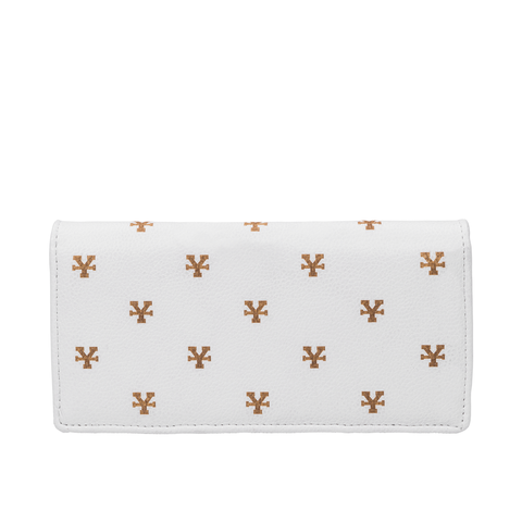 Signature Y Long Wallet (1 phối màu)