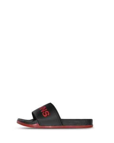 DirtyCoins Slide - Black/Red