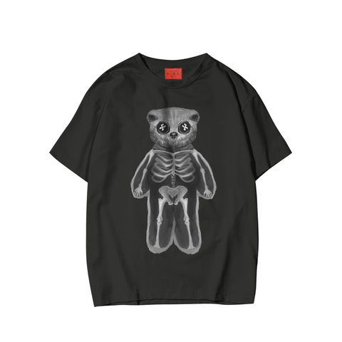 T-Shirt With Xray Bear (1 phối màu)