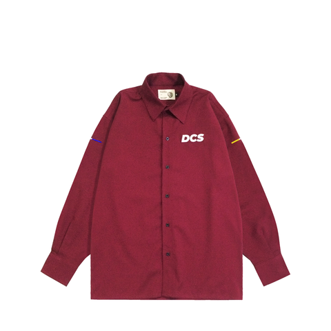 Academy Uniform Long Sleeve Shirt
