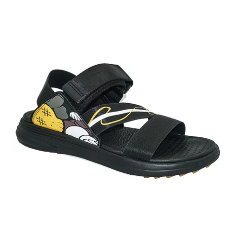 Sandal Vento Streetwear SD-NB55 Full Black