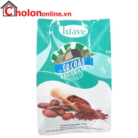 Bột cacao Luave 500g