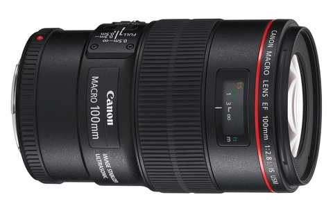 Canon 100mm f/2.8L IS Macro - BH 12 THÁNG