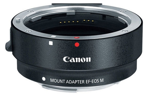 Canon Mount Adapter EF-EOS M- AF- Mới 95%