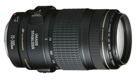 Canon 70-300mm IS USM - Mới 95%