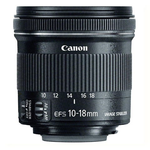 Canon 10-18mm F4.5-5.6 IS STM - Mới 100%