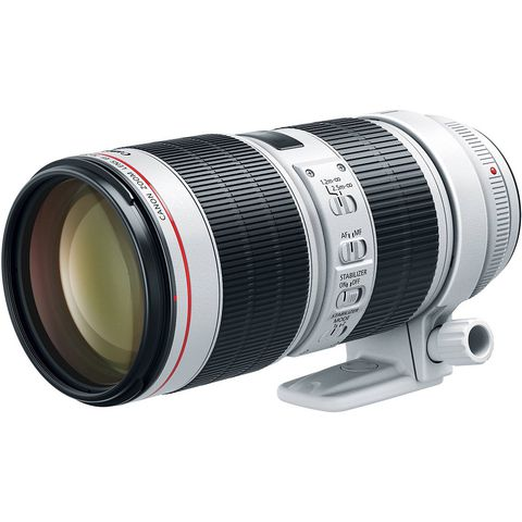 Canon 70-200mm f/2.8 L IS III EF - BH 12 THÁNG