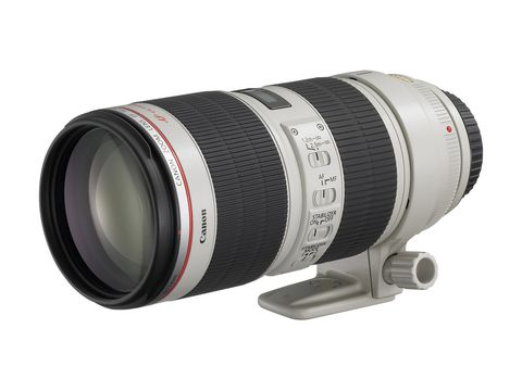 Canon 70-200mm F2.8 L IS II USM EF- Mới 95%