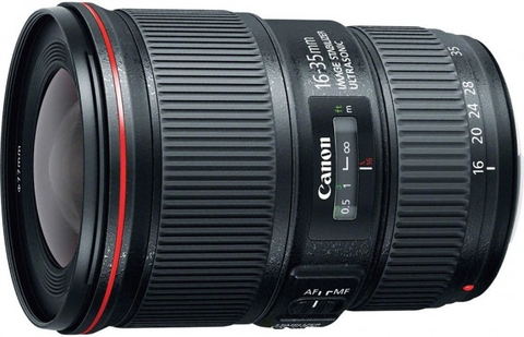 Canon 16-35mm F4 L IS USM - Mới 100%