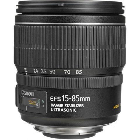 Canon 15-85mm IS USM - Mới 95%
