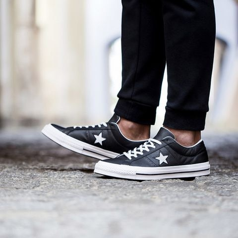 Giày Converse One Star Perf Leather