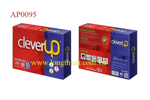 Giấy CleverUp A4 65gsm