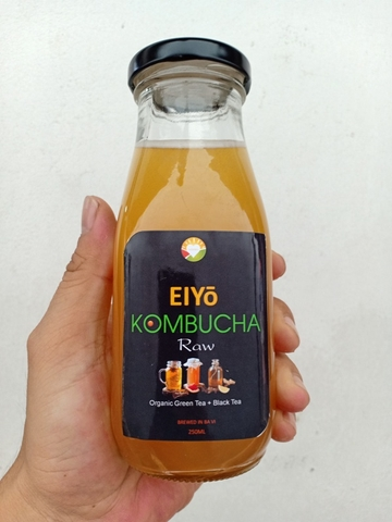 KOMBUCHA  RAW 250ML