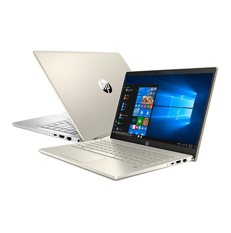 HP Pavilion 14 - ce2036TU (Gold) spec | i3-8145U | 4GB DDR4 | SSD 128GB (upgrade) + HDD 500GB | VGA Onboard | 14 inch FHD | Win10
