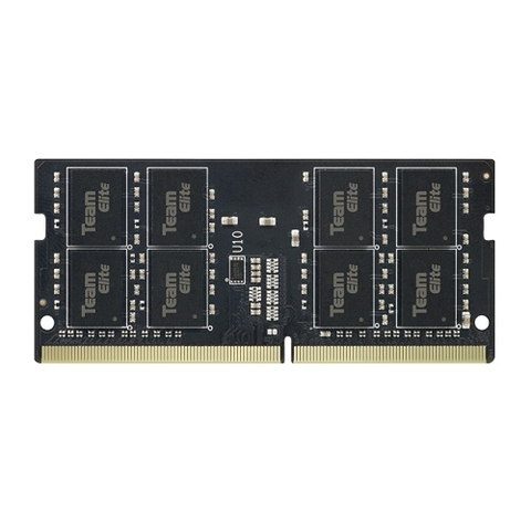 RAM - TEAM ELITE SO-DIMM 4GB DDR4 2666MHz For Laptop