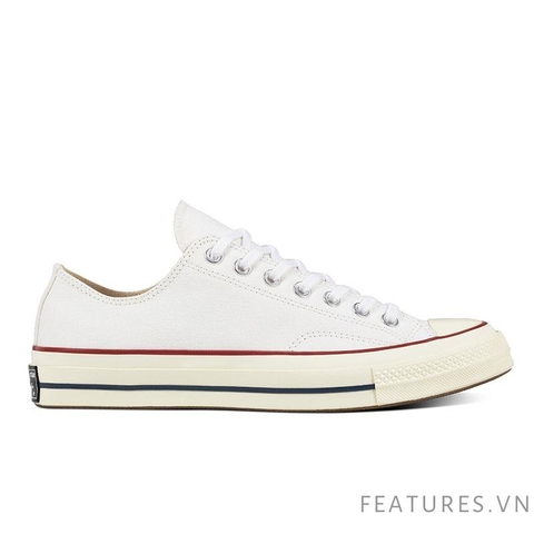 Converse Chuck Taylor All Star 1970s White Low