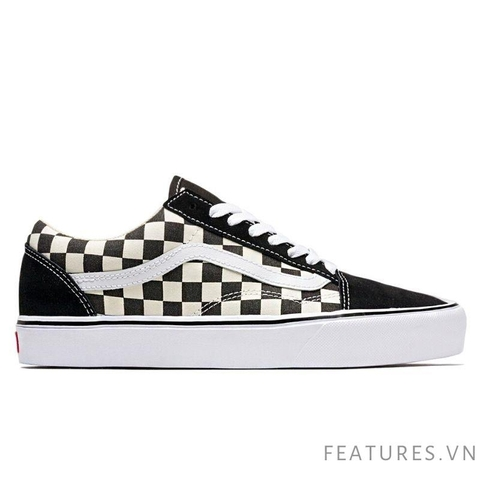 Vans Old Skool Checkerboard (Lite) - Ship US