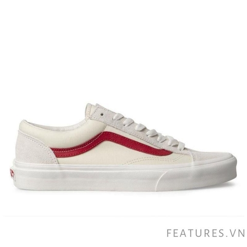 Vans Style 36 Red Marshmallow - Ship US