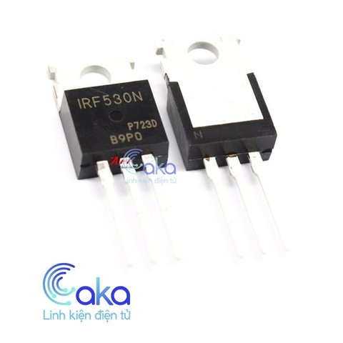 IRF530 N Channel mosfet 14A - 100V