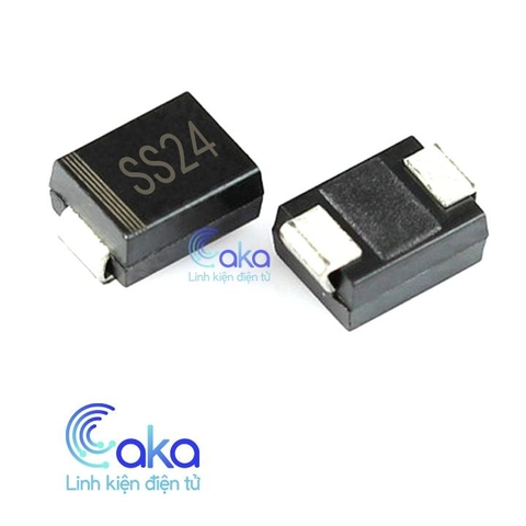 Diode SS24 1N5822 SMD