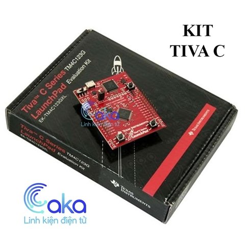 Kit Tiva Launchpad EK-TM4C123GXL