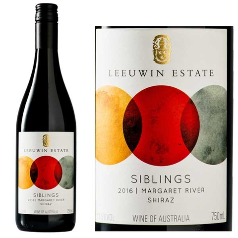 SIBLINGS SHIRAZ - LEE - 2016