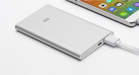 PIN XIAOMI 5000mAh Mi Power Bank 2