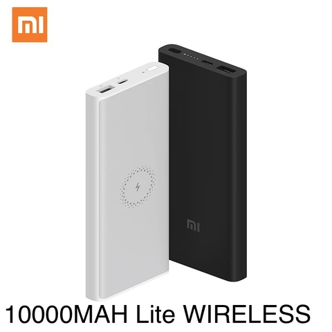 PIN XIAOMI 10000mAh Mi Wireless