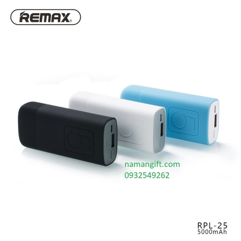 PIN REMAX RPL-25 5000mAh