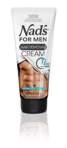 Kem tẩy lông cho nam Nad's For Men Hair Removal Cream 200ml