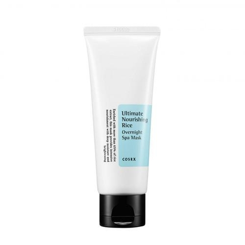 Mặt nạ ngủ Cosrx Ultimate Nourishing Rice Overnight Spa Mask 60ml